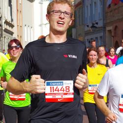 11th Danske Bank Vilnius Marathon - Kristijonas Bulzgis (11448), Laurynas Žilinskas (12506)
