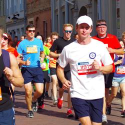 11th Danske Bank Vilnius Marathon - Audrius Stankevicius (11973), Kazys Kupcinskas (30983)
