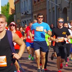 11th Danske Bank Vilnius Marathon - Kazys Kupcinskas (30983), Mindaugas Mikalajūnas (31723)