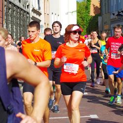 11th Danske Bank Vilnius Marathon - Vilija Valantiene (11066), Tadas Rutkauskas (12456)