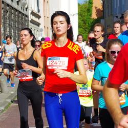 11th Danske Bank Vilnius Marathon - Vita Kondrataviciute (11221), Rimute Veceraite (12476)