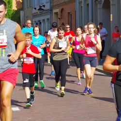 11th Danske Bank Vilnius Marathon - Nojus Perminas (11611), Gabija Kuodyte (21939), Reda Petraviciute (21954)