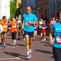 11th Danske Bank Vilnius Marathon - Jurgis Mingaudas Šeckus (10951), Paulius Biekša (21757)