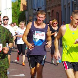 11th Danske Bank Vilnius Marathon - Geraldas Pukelis (12596), Paulius Vielys (21238)