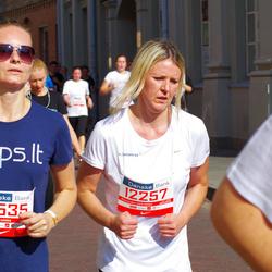 11th Danske Bank Vilnius Marathon - Lina Ciuniene (10535), Daiva Miliunaite (12257)