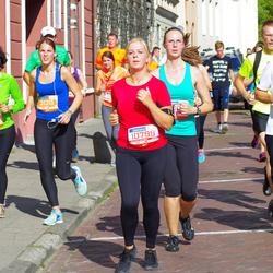 11th Danske Bank Vilnius Marathon - Monika Galaburdaite (10799), Tomas Meškinis (11146), Ruta Dadeliene (30775)