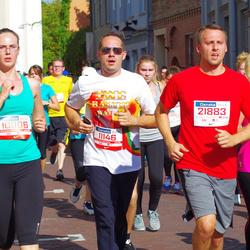 11th Danske Bank Vilnius Marathon - Asta Aleknaite (10006), Tomas Meškinis (11146), Arnoldas Paškevicius (21883)