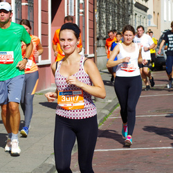 11th Danske Bank Vilnius Marathon - Mantas Volbekas (12280), Gabriele Butkute (30117)