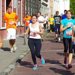 11th Danske Bank Vilnius Marathon - Milda Kederyte (12410), Lina Škirkaite (12413)