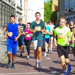 11th Danske Bank Vilnius Marathon - Lukas Buitkus (30428), Eimantas Kadys (30843), Mindaugas Radvila (31223)