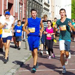 11th Danske Bank Vilnius Marathon - Lukas Buitkus (30428), Mindaugas Radvila (31223), Ieva Pratašiūtė (31469)