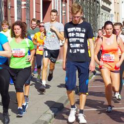 11th Danske Bank Vilnius Marathon - Vita Semionovaite (11756), Agne Kotryna Jurgeleviciute (12667)