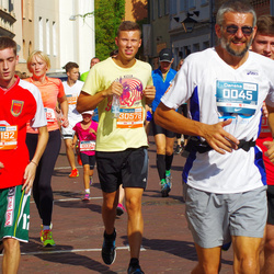 11th Danske Bank Vilnius Marathon - Gediminas Kinderis (45), Karolis Mačiulis (30578)