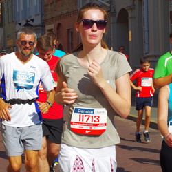 11th Danske Bank Vilnius Marathon - Gediminas Kinderis (45), Saulius Cyplis (11713)