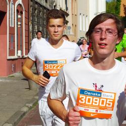 11th Danske Bank Vilnius Marathon - Gabrielius Rimšelis (30223), Arnoldas Kriaučiukas (30905)