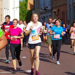 11th Danske Bank Vilnius Marathon - Aukse Mazgelyte (10293), Inga Vaištoraitė (31061)