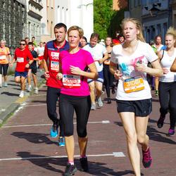 11th Danske Bank Vilnius Marathon - Lukas Zaranka (12085), Inga Vaištoraitė (31061)