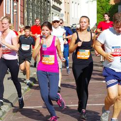 11th Danske Bank Vilnius Marathon - Kestutis Vaicius (12717), Greta Gedminaitė (30766), Ieva Šimkūnaitė (31719)
