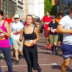 11th Danske Bank Vilnius Marathon - Greta Gedminaitė (30766), Ieva Šimkūnaitė (31719)