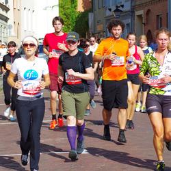 11th Danske Bank Vilnius Marathon - Gabriele Stuopelyte (12319), Dalius Pacevicius (12811)