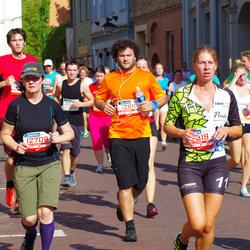 11th Danske Bank Vilnius Marathon - Edita Sirutiene (12709), Dalius Pacevicius (12811)