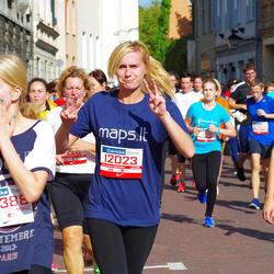 11th Danske Bank Vilnius Marathon - Ernesta Matuleviciute (12023), Migle Railaite (20388)