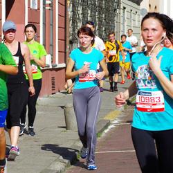 11th Danske Bank Vilnius Marathon - Deimante Kaušylaite (10214), Kostas Stankus (21725)