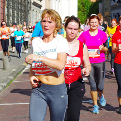 11th Danske Bank Vilnius Marathon - Meilute Baškiene (10469)