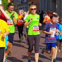 11th Danske Bank Vilnius Marathon - Jolita Matažinskaite (10100), Gabrielius Songaila (21442), Jolanta Rimkuvienė (30993)