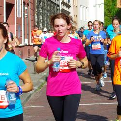 11th Danske Bank Vilnius Marathon - Vita Vinickyte (11003), Agnese Kage (11766)