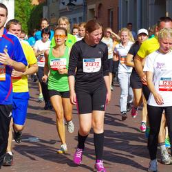11th Danske Bank Vilnius Marathon - Olga Rybakova (12162), Hugo Al Hakim (30864)