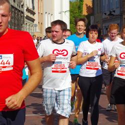 11th Danske Bank Vilnius Marathon - Eugenijus Kaupas (10165), Edita Borisaite (10167), Almantas Sriubas (10644), Laima Jeskeleviciute (10658)