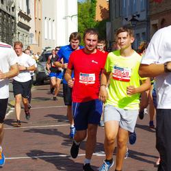 11th Danske Bank Vilnius Marathon - Eimantas Mažeika (10549), Marius Narkun (10810)