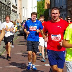 11th Danske Bank Vilnius Marathon - Marius Narkun (10810), Antanas Baltrušaitis (10936)
