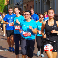 11th Danske Bank Vilnius Marathon - Jelena Ivanova (11765), Naste Ruban (12760)