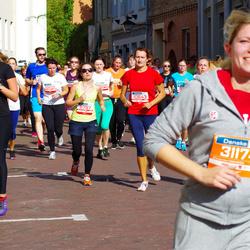 11th Danske Bank Vilnius Marathon - Julija Stonyte (11797), Kotryna Šileikaite (31982)