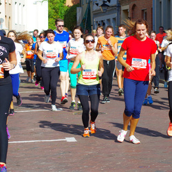 11th Danske Bank Vilnius Marathon - Justina Nekiunaite (11671), Julija Stonyte (11797), Kotryna Šileikaite (31982)