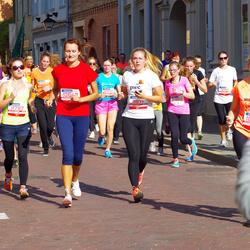 11th Danske Bank Vilnius Marathon - Justina Nekiunaite (11671), Julija Stonyte (11797)