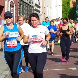 11th Danske Bank Vilnius Marathon - Edita Kizerskyte (10479), Simona Cerneckyte (11771)