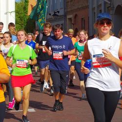 11th Danske Bank Vilnius Marathon - Mindaugas Balciunas (10531), Ingrida Žilenaite (11738)