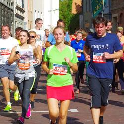 11th Danske Bank Vilnius Marathon - Mindaugas Balciunas (10531), Ingrida Žilenaite (11738), Viktorija Žemaitaitytė (30460)