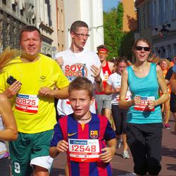 11th Danske Bank Vilnius Marathon - Darius Ulickas (10825), Justinas Novik (12548)