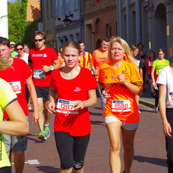 11th Danske Bank Vilnius Marathon - Jurate Dudiene (11590), Urte Pipynyte (12117)