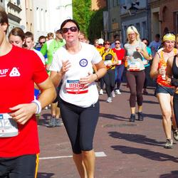 11th Danske Bank Vilnius Marathon - Saulius Stundžia (4412), Vilma Pliopliene (11969)