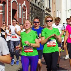 11th Danske Bank Vilnius Marathon - Rolanda Paulauskiene (10414), Daiva Mikutaviciene (10416), Gintare Valaitiene (10710)