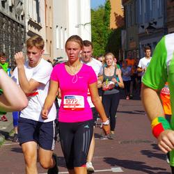 11th Danske Bank Vilnius Marathon - Enrika Masalskiene (10618), Greta Šukyte (10725)