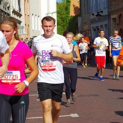 11th Danske Bank Vilnius Marathon - Enrika Masalskiene (10618), Kastytis Budrevicius (20235), Dalia Jankute (20236)