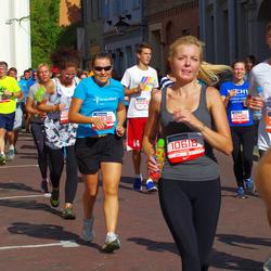 11th Danske Bank Vilnius Marathon - Indre Geležunaite (10486), Alma Vidžiuniene (11836), Kastytis Budrevicius (20235)