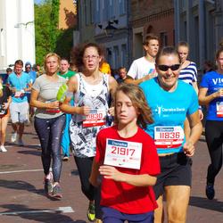 11th Danske Bank Vilnius Marathon - Indre Geležunaite (10486), Eugenija Kudabiene (11830)