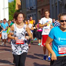 11th Danske Bank Vilnius Marathon - Eugenija Kudabiene (11830), Kastytis Budrevicius (20235)